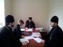 Гості з Києва в Дніпропетровській Духовній Семінарії