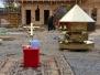Освячення купола на дзвіницю