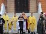 У Широківському благочинні урочисто вшанували пам'ять св. вмч. Варвари