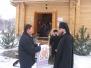 Відкриття храму Різдва Пресвятої Богородиці.
