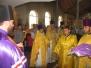Архієрейське богослужіння в день престольного свята
