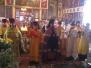 Архієрейске богослужіння в день Святої Тройці