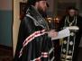 Перший чернечий постриг у жіночому монастирі