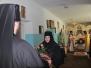У Хрестопоклонну неділю владика Симеон звершив Божественну Літургію у жіночому монастирі