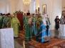 Владика Симеон співслужив Святійшому Патріарху Філарету в Полтаві