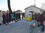 Водохреща у Новомосковську